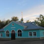 г.Чайковский. Группа при храме Святой Троицы