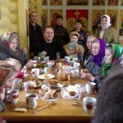 Поливаново. Евангельские беседы при Андреевском храме
