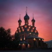 Ярославль. Евангельская группа при Богоявленском соборе