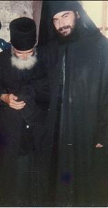 Старец Паисий и отец Афанасий