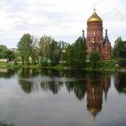 Храм Богоявления на Гутуевском острове