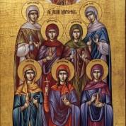 Неделя 3-ая по Пасхе, преподобного Зосимы, игумена Соловецкого, святых жен-мироносиц