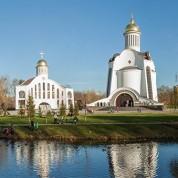 Киев — Евангельская группа при Спасо-Преображенском соборе