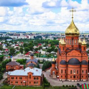 Кемерово и Кемеровская область — Православный молодежный клуб «Симфония»
