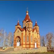 Москва — Евангельская группа при храме Новомучеников и Исповедников Российских в Строгино