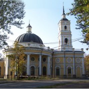 Санкт-Петербург — Евангельская группа при храме св.пророка Илии (на Пороховых)