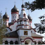 Москва — Евангельская группа при при храме Живоначальной Троицы в Старых Черемушках.