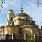 Москва — Евангельская группа при храме свв.Веры, Надежды, Любови и матери их Софии на Миусском кладбище