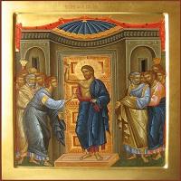 Об апостоле Фоме (Антипасха)