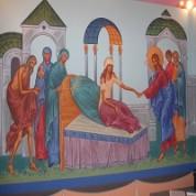 Неделя 24-ая по Пятидесятнице. Исцеление кровоточивой женщины и воскрешение дочери Иаира