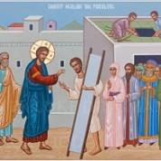 Неделя 6-ая по Пятидесятнице, святителя Филиппа, митрополита Московского. Об исцелении расслабленного
