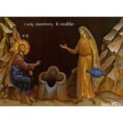 Неделя 5-ая по Пасхе, пророка Иеремии, преподобного Пафнутия Боровского. O самарянке