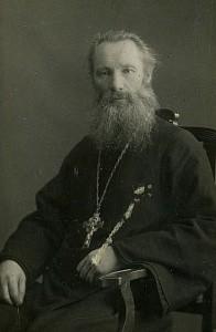 Архиепископ Никифор Фетокис (в миру Николай Петрович Никольский)