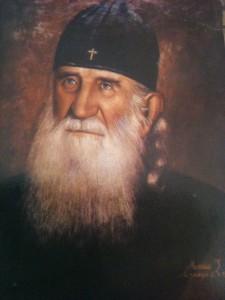 Преподобный Иустин Попович