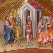 Неделя 4-ая по Пятидесятнице, святителя Иоанна Шанхайского и Сан-Францисского. Об исцелении слуги сотника