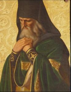 Преподобный старец Ефрем Сирин