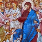 Неделя 27-ая по Пятидесятнице. Oб исцелении в субботу женщины, имевшей духа немощи