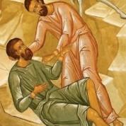 Неделя 25-ая по Пятидесятнице. О милосердном самарянине