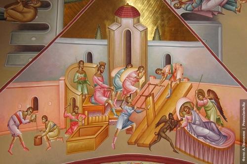 Библейская притча о девах мудрых и неразумных