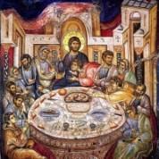 Тайная вечеря, ученики Христа и мы