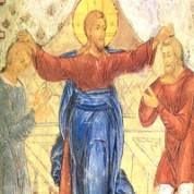 Неделя 7-ая по Пятидесятнице. Исцеление двух слепцов и немого