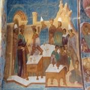 Неделя 28-ая по Пятидесятнице, святых праотец святителя Спиридона Тримифунтского. Притча о званых на вечерю