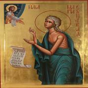 Неделя 5-ая Великого поста. Преподобной Марии Египетской