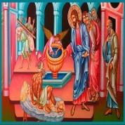 Неделя 4-ая по Пасхе, исцеление расслабленного у Овечьей купели