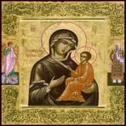 Неделя 5-aя по Пятидесятнице. Тихвинской иконы Божией Матери. Исцеление двух бесноватых — o действии в нас страстей.